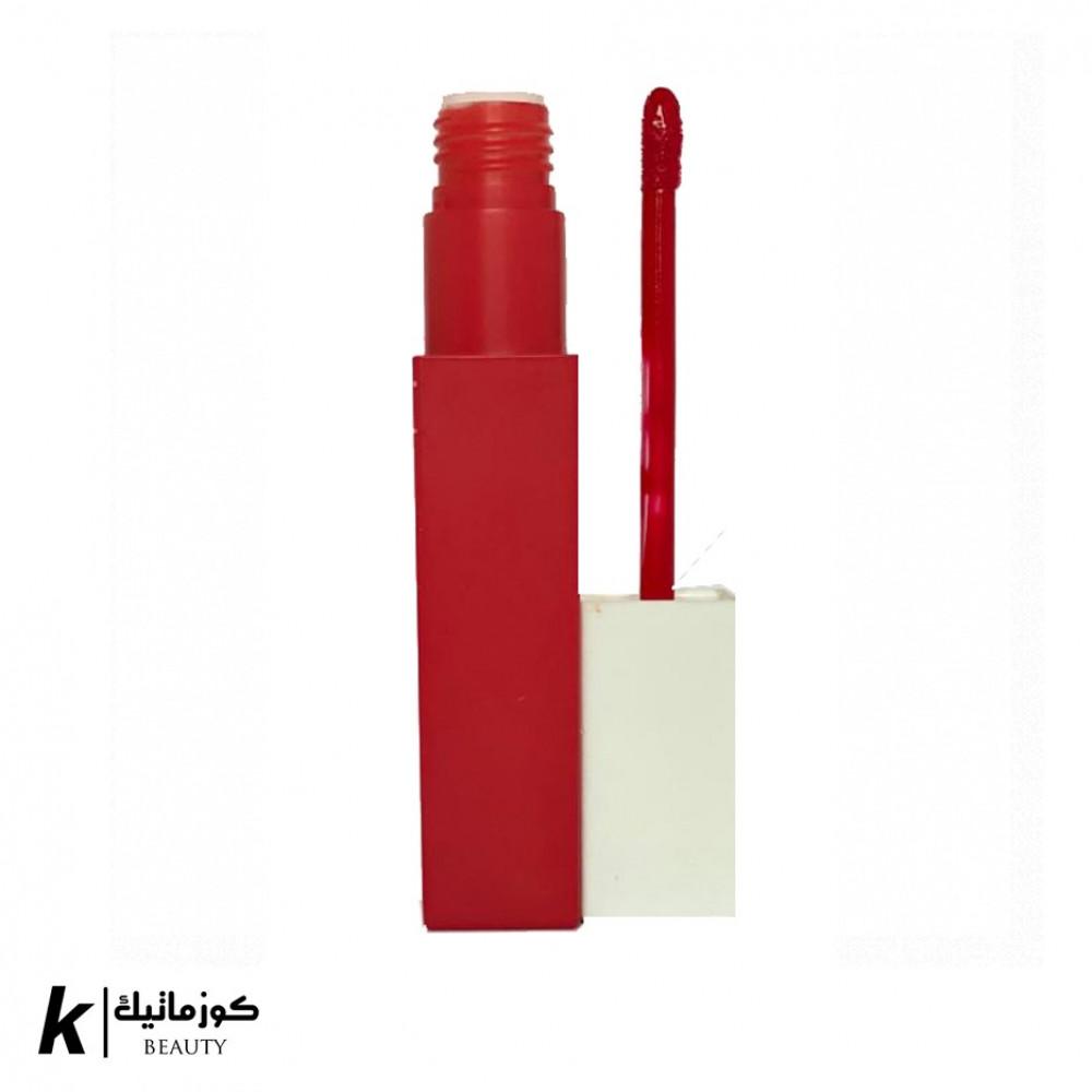 طقم أحمر شفاه سائل مطفأ من 12 قطعة متعدد الألوان