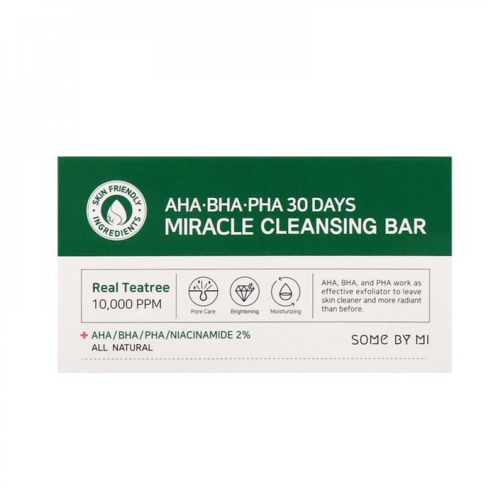 صابونة تنظيف الوجه عناية 30 يوما من سوم باي مي -95غ