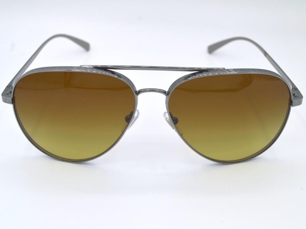 فرزاتشى VERSACE نظارة شمسية نسائىة لون العدسة عسلي مدرج