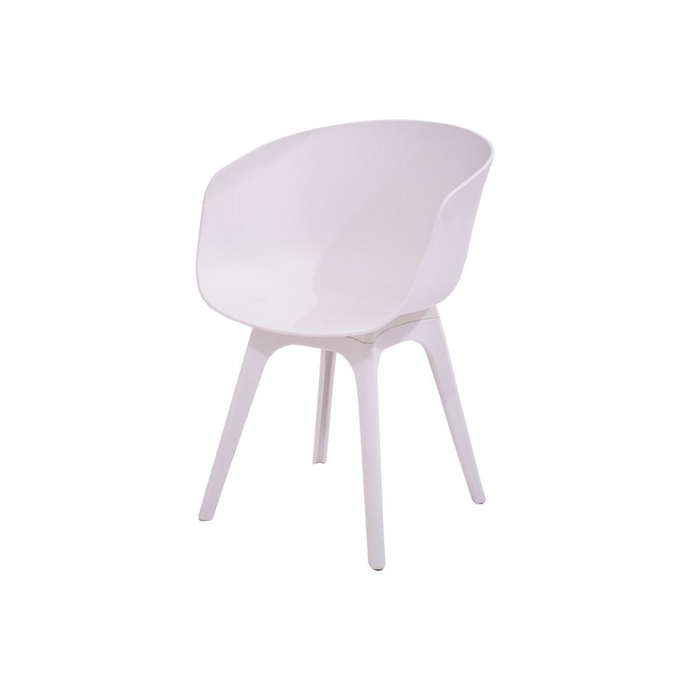 كرسي كاما فيبرابيض كامل C-D-815S WHITE