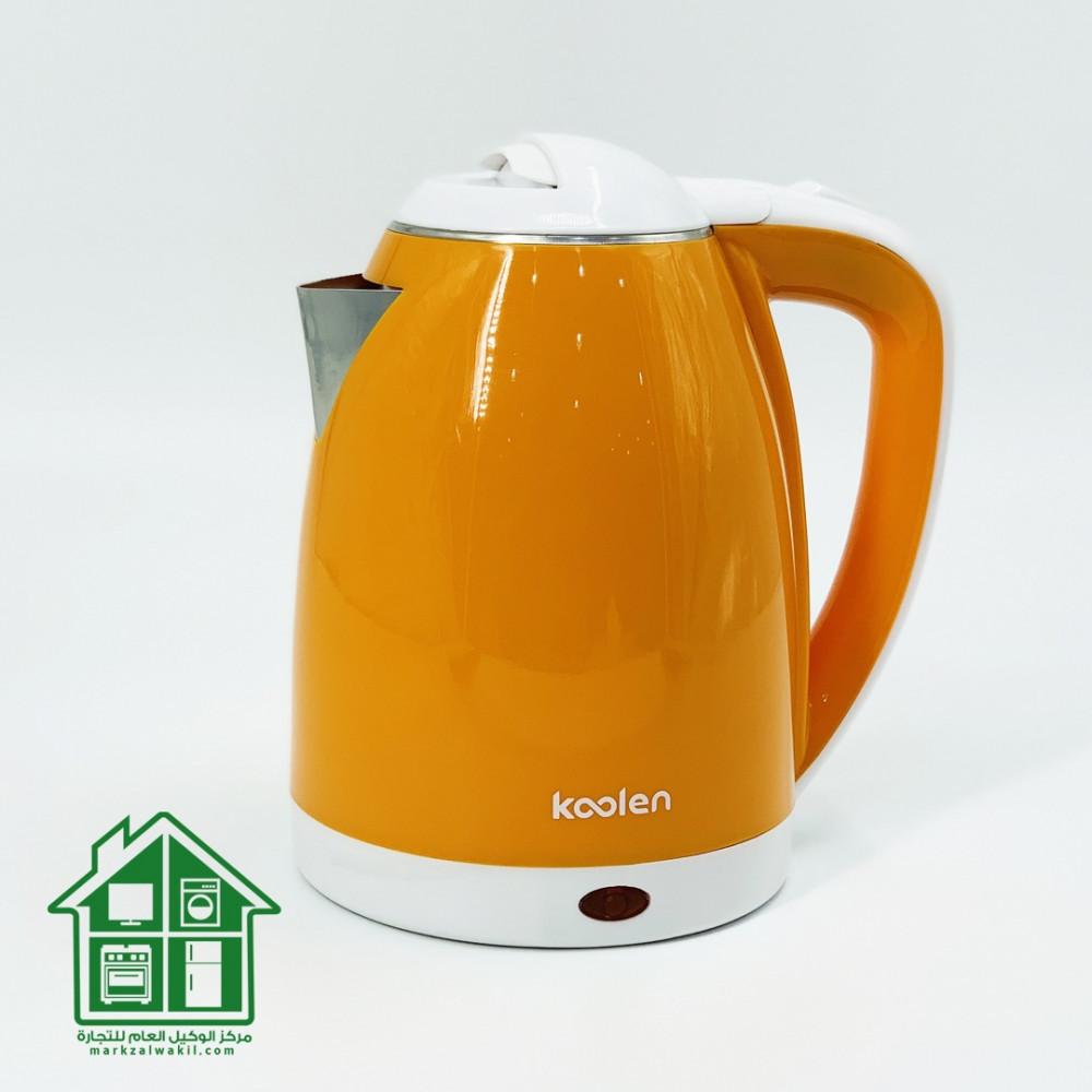 كولين غلاية كهربائية  برتقالي  800102010