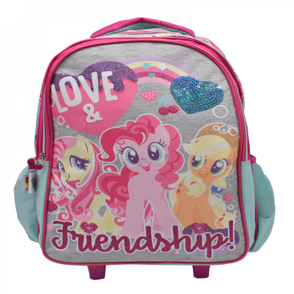 شنطة ترولي رمادي ماي ليتل, My Little Pony, Bag