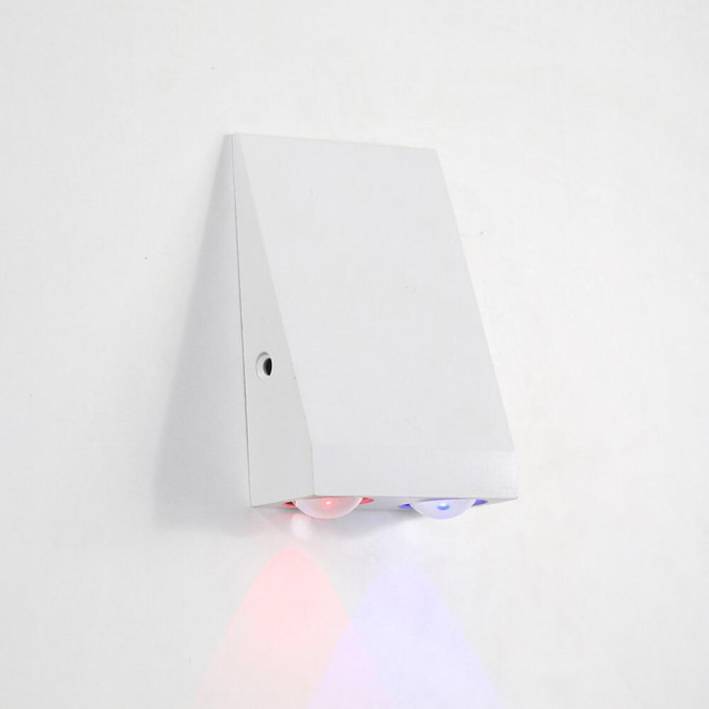 اضاءة led مودرن بإضاءة ملونة - فانوس