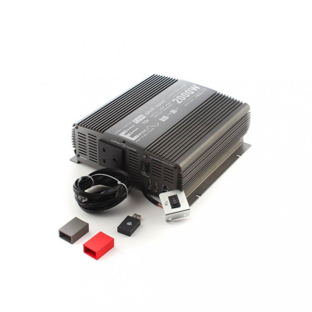 محول رفيق الدرب المطور 2000 واط - الاصدار الثالث