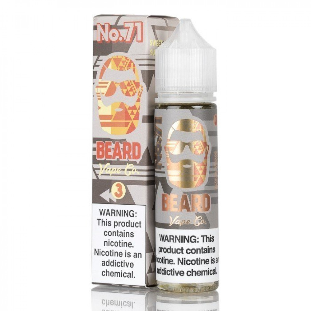 نكهة بيرد - BEARD NO 71 - 60ML