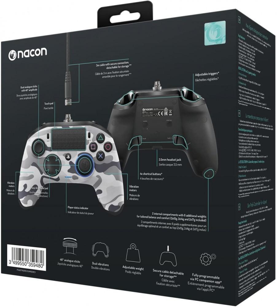 NACON Revolution PRO Controller Gamepad -PS4