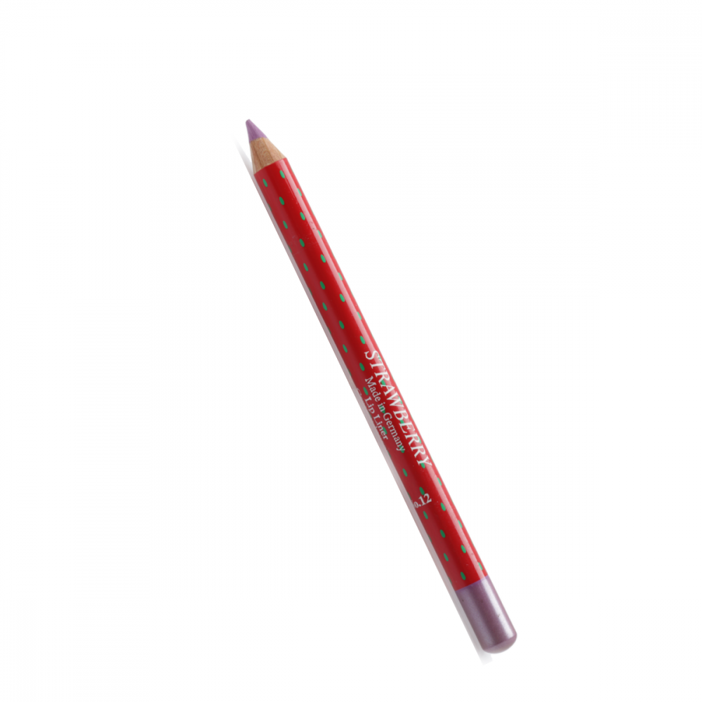 Strawberry  Lip Liner Pencil No-12