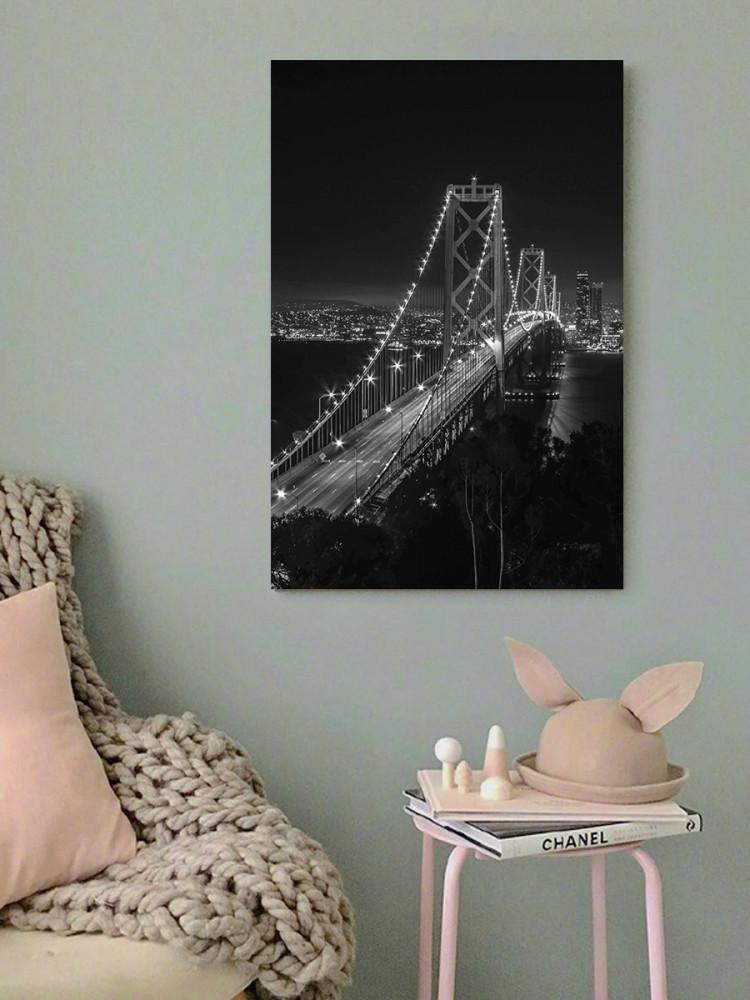 لوحة الجسر خشب ام دي اف مقاس 40x60 سنتيمتر