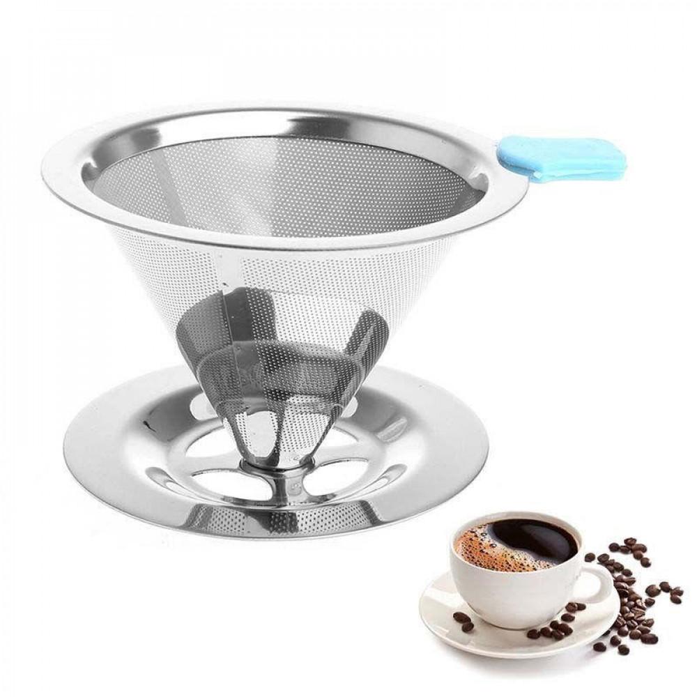 مصفاة القهوة معدنية غير قابل للصدأ  مميزة