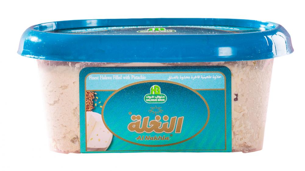 حلاوة محشوة بالفستق 1كيلو Halwa Filled pistachio