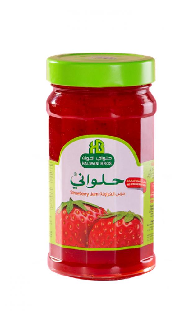 مربى الفراولة 800 جرام Strawberry Jam