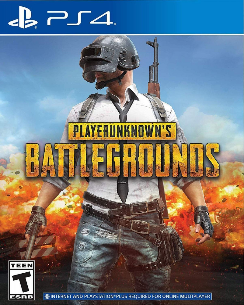BATTLEGROUNDS - PlayStation 4