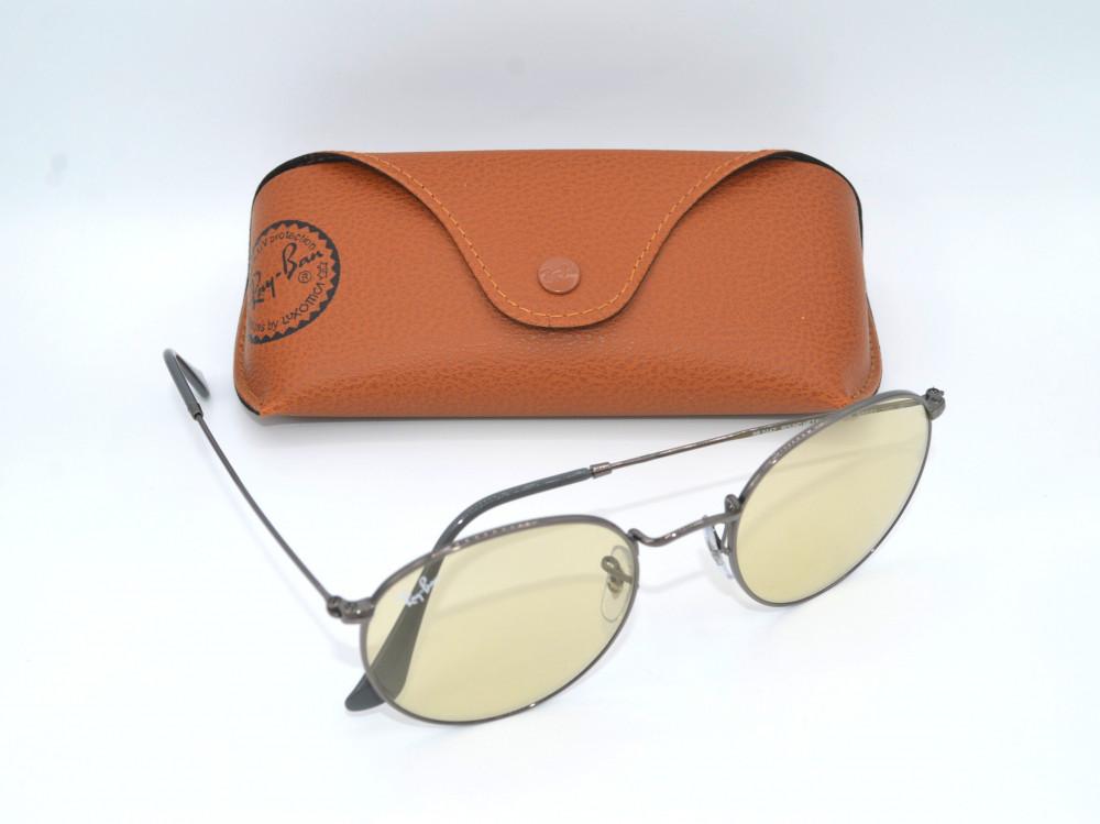راي بان Ray ban نظارات شمسية نسائية لون رصاصي لون العدسة Evolve light