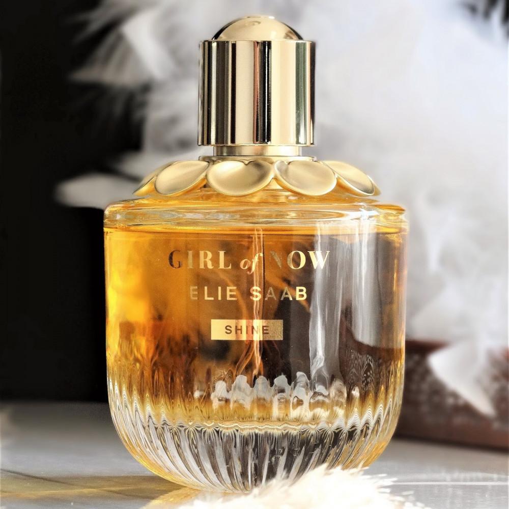 عطر ايلي صعب جيرل اوف ناو شاين  elie saab girl of now shine perfume