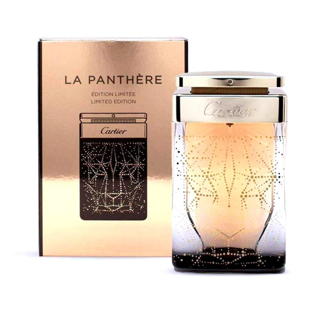 عطر كارتير لا بانثر  cartier la panther adition limitee parfum