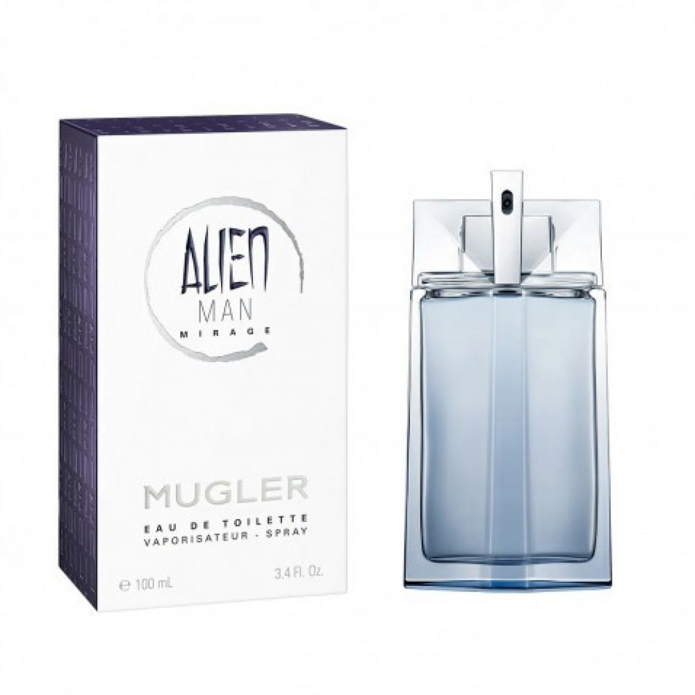 عطر الين رجالي من تيري موغلر alien man mirage mugler perfume