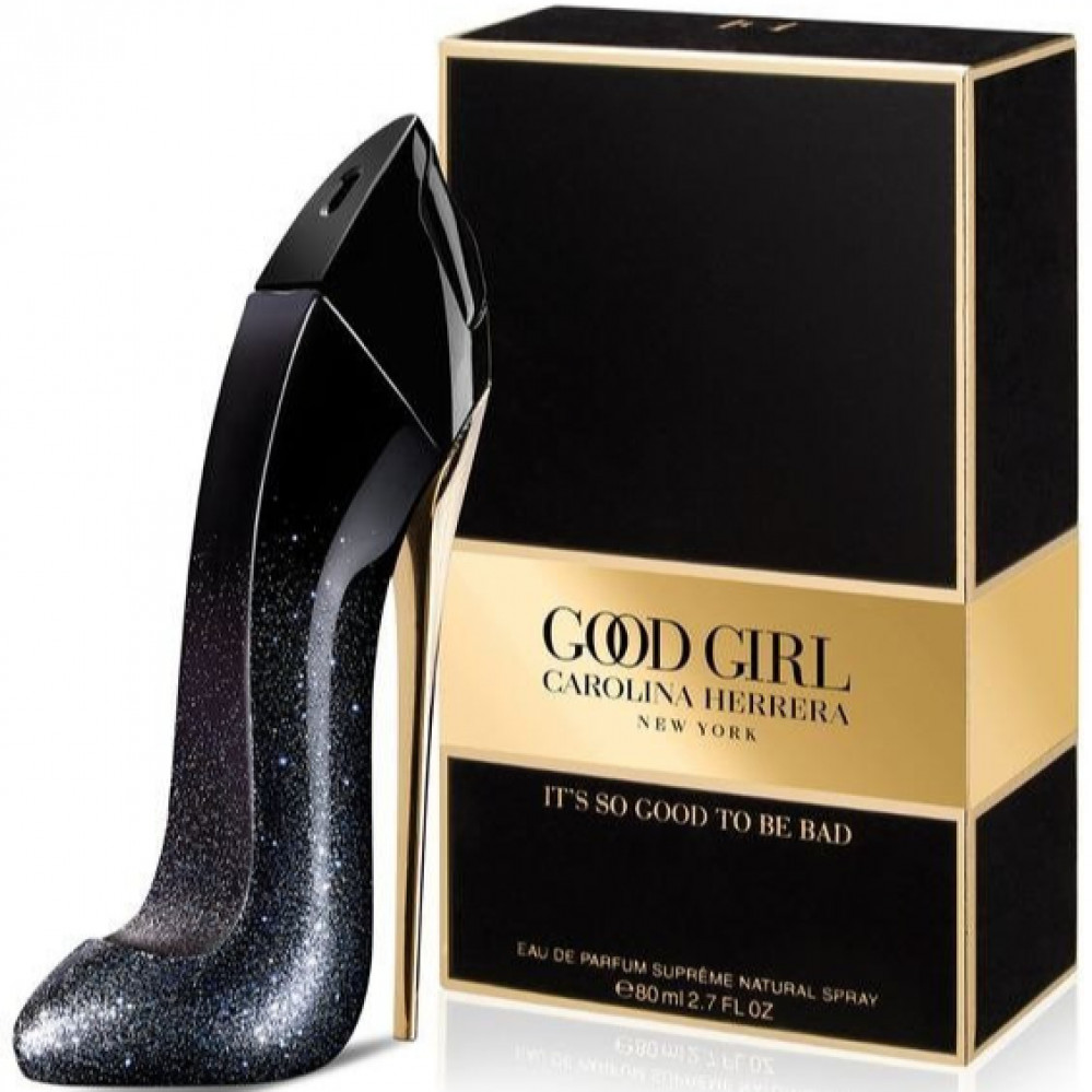 عطر قود جيرل سوبريم carolina herrera good girl supreme perfume