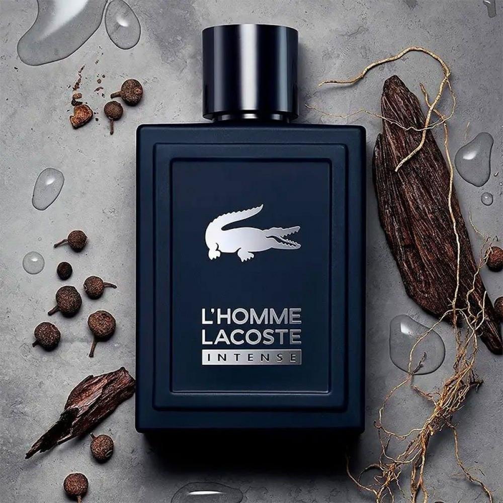 عطر لاهوم لاكوست انتنس lhomme lacoste intense parfum