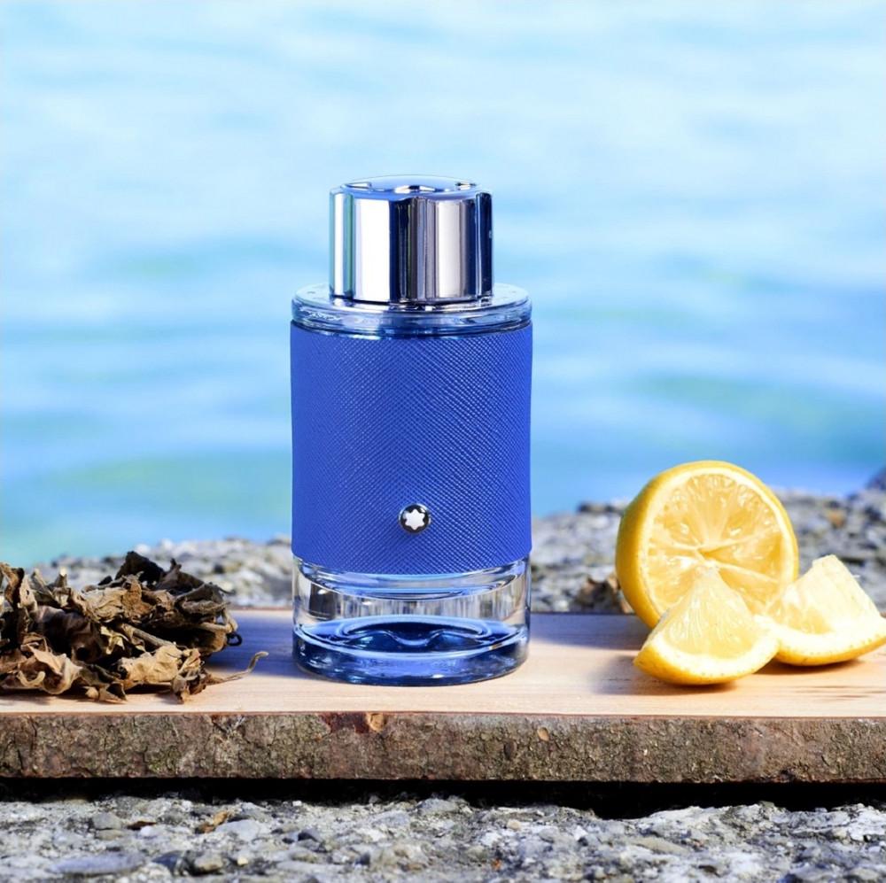 عطر مونت بلانك اكسبلورر الترا بلو montblanc explorer ultra blue parfum