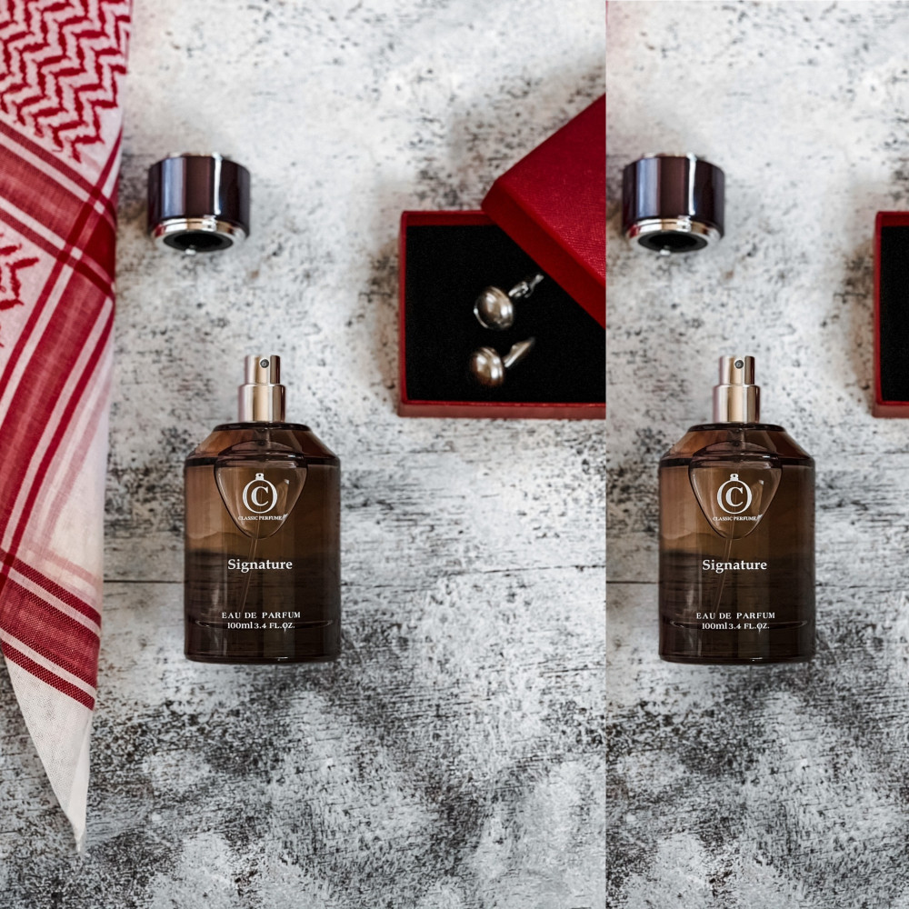عطر كلاسيك سيجنتشر classic perfume signature
