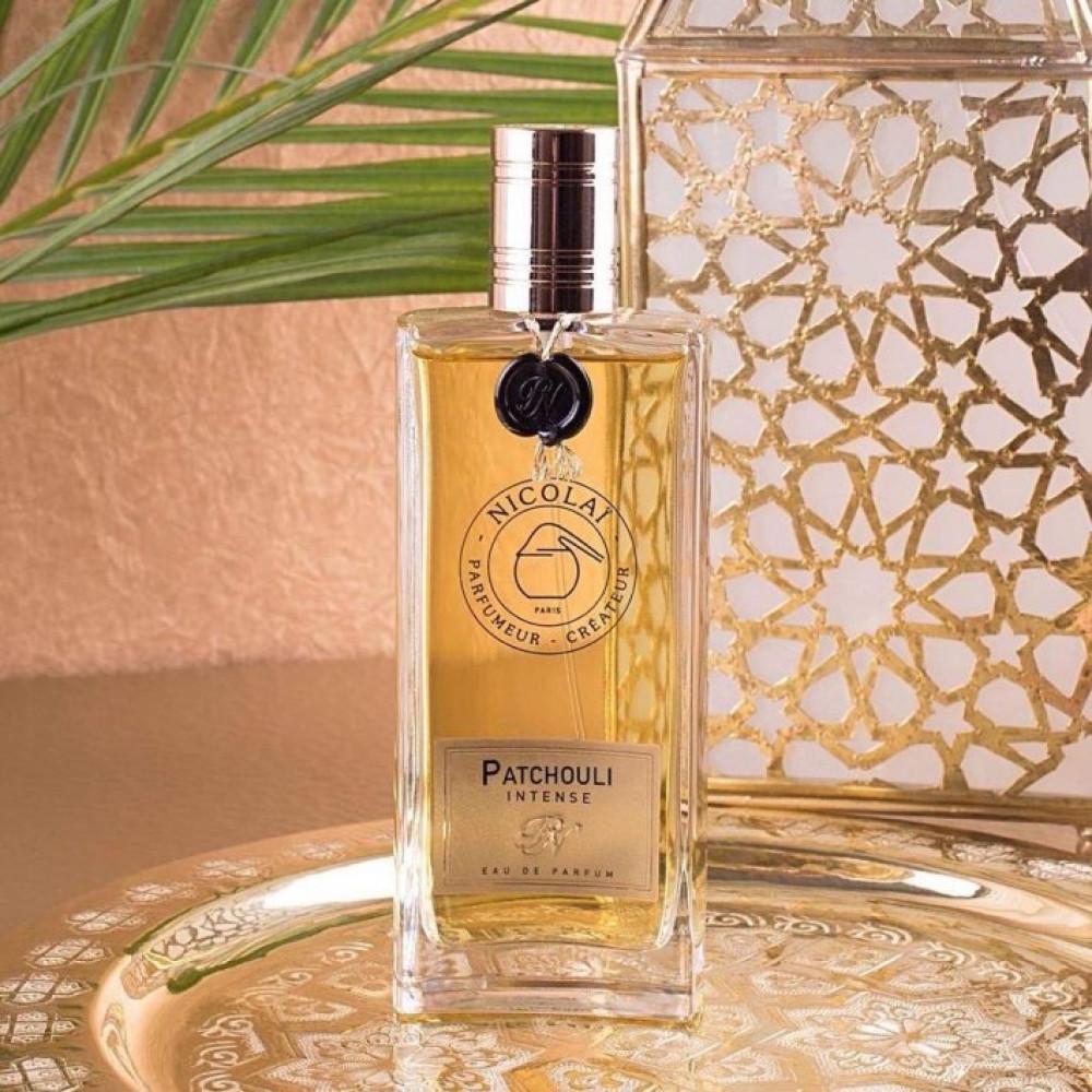 عطر نيكولاي باتشولي انتنس   nicolai patchouli intense parfum