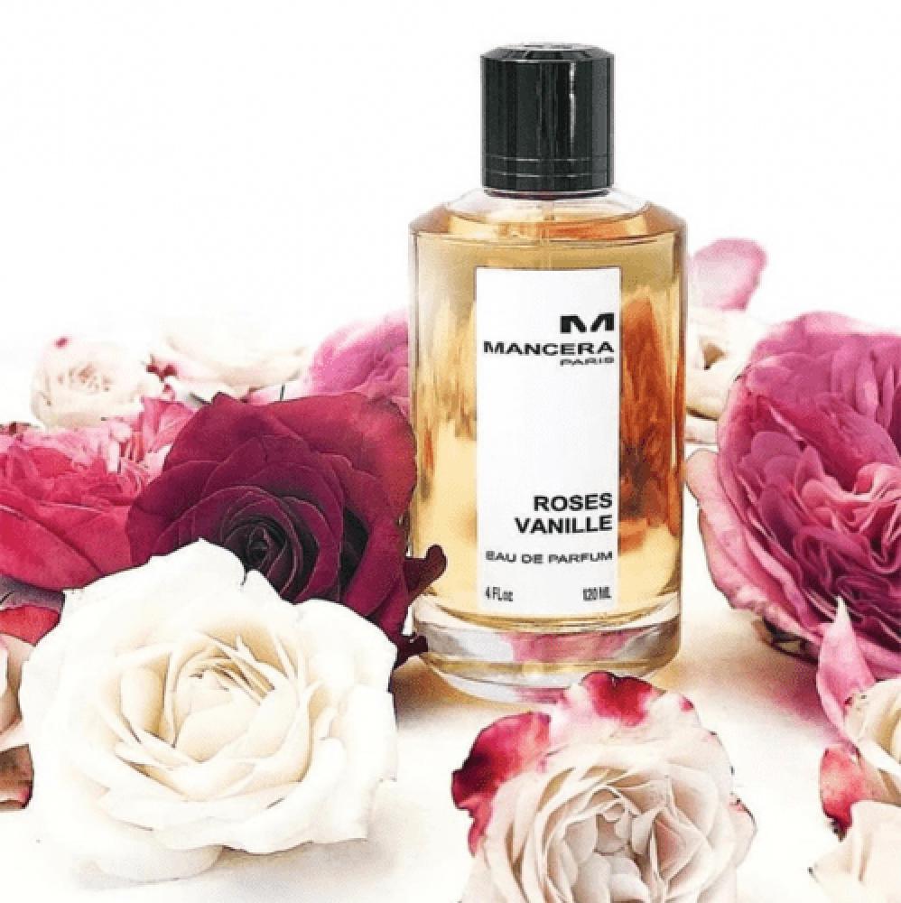 عطر مانسيرا روز فانيلا mancera roses vanille perfume