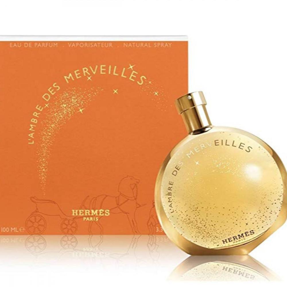 عطر هرمز مارفل عنبر Hermes Marvel Amber perfume