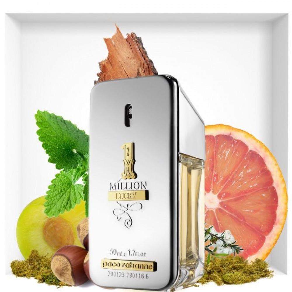 عطر باكو رابان ون مليون لاكي paco rabanne one million lucky perfume