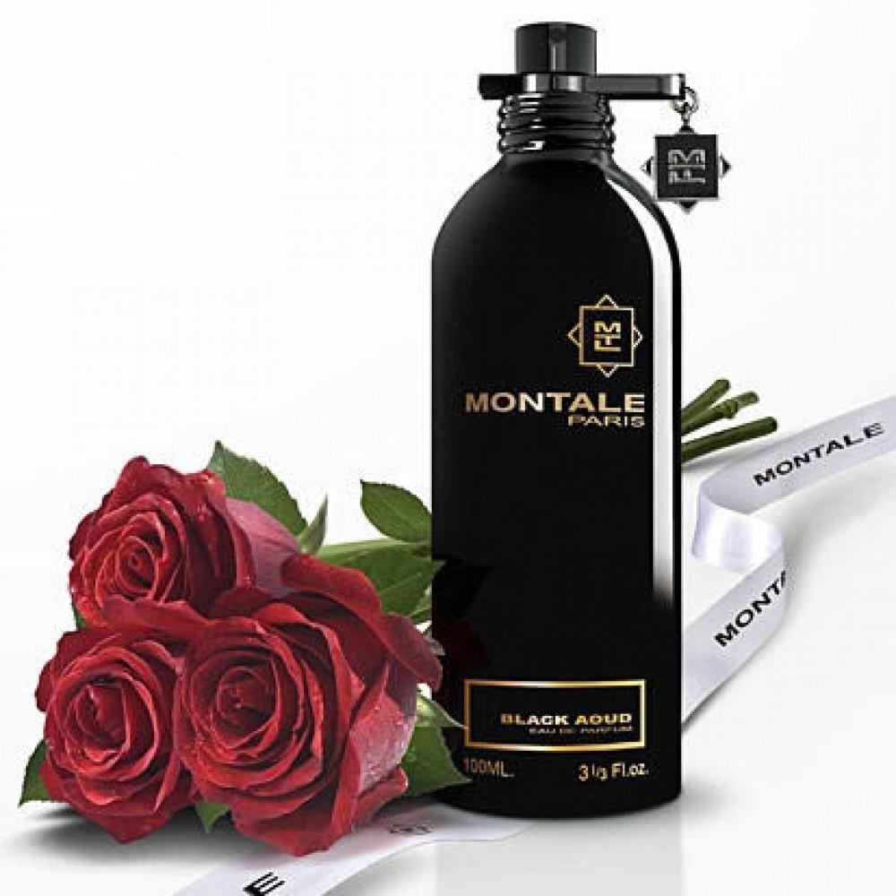 عطر مونتال بلاك عود black oud montae parfum