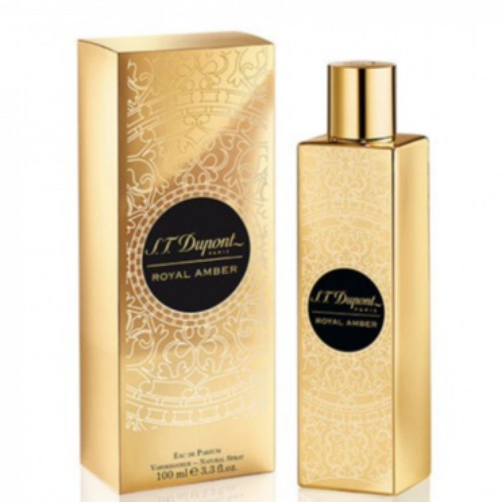 عطر اس تي ديبونت رويال عنبر ST Dupont Royal Amber perfume