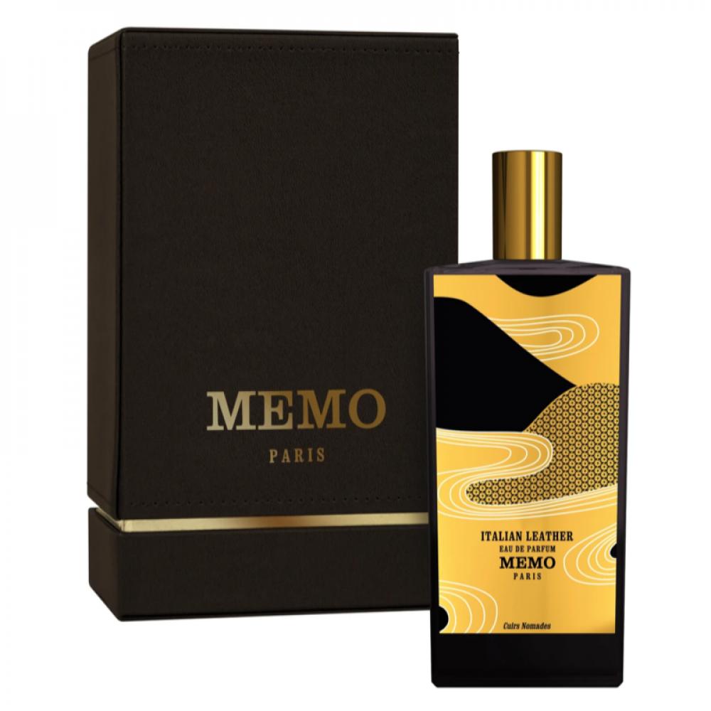 عطر ميمو ايتاليان ليذر memo italian leather parfum