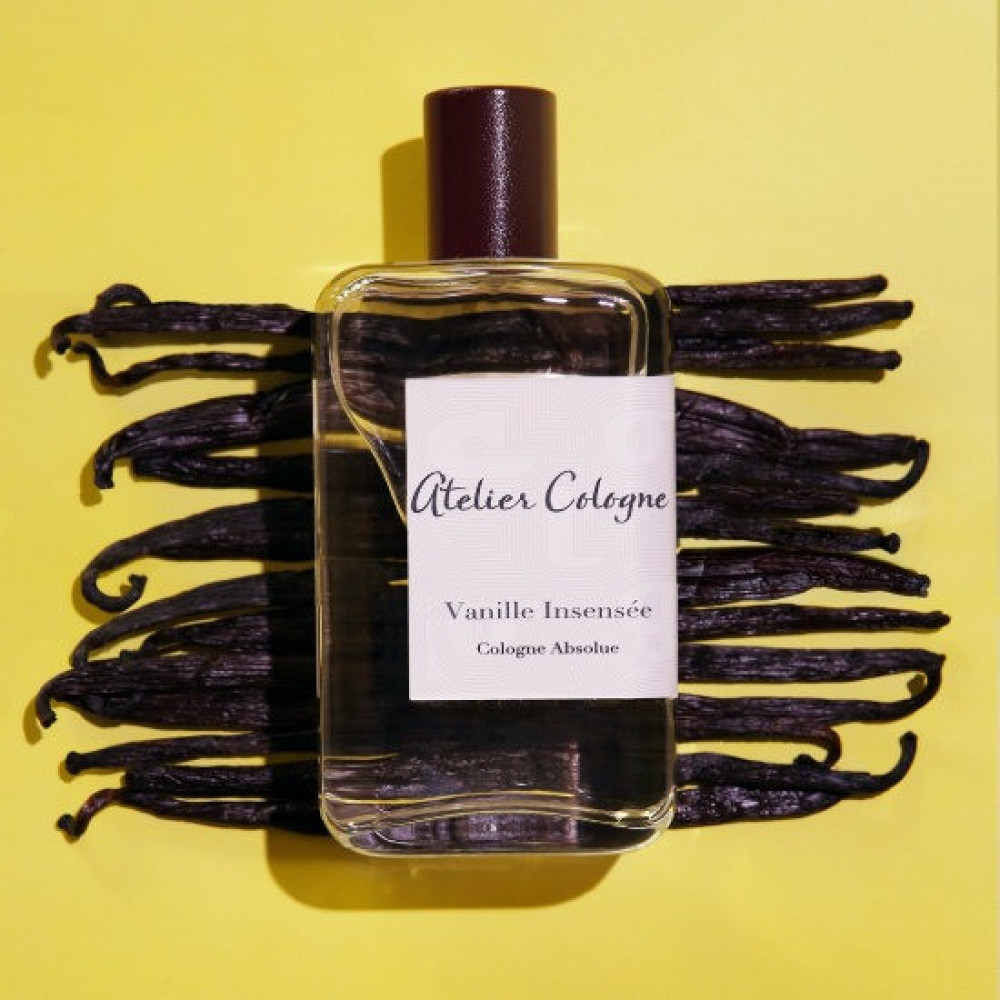 عطر اتيلير كولون فانيلا انسينسي atelier cologne vanille insensee