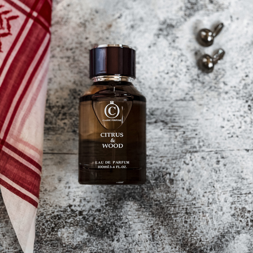 عطر كلاسيك سيترس اند وود classic perfume citrus  wood