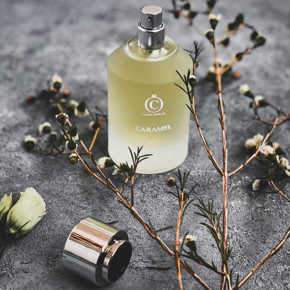 عطر كلاسيك كراميل classic caramel parfum