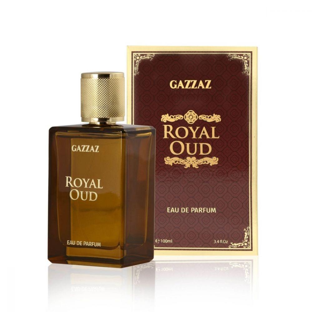 عطر قزاز رويال عود gazzaz royal oud parfum