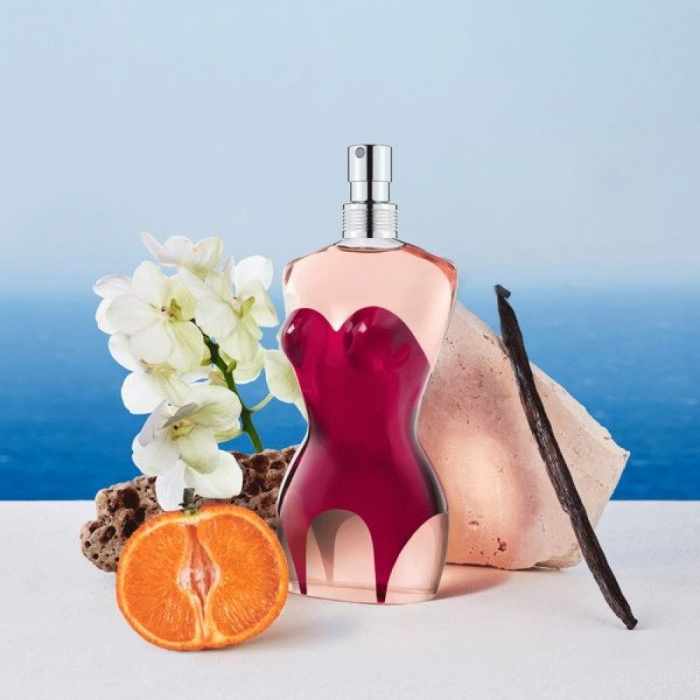 عطر جان بول قليتر كلاسيك jean paul gaultter classique perfume