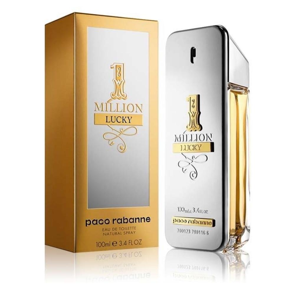 عطر باكو رابان ون مليون لاكي paco rabanne one million lucky parfum