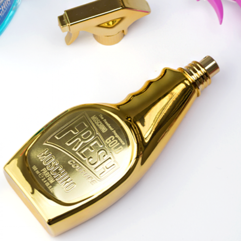 عطر موسكينو الذهبي Moschino Gold Perfume