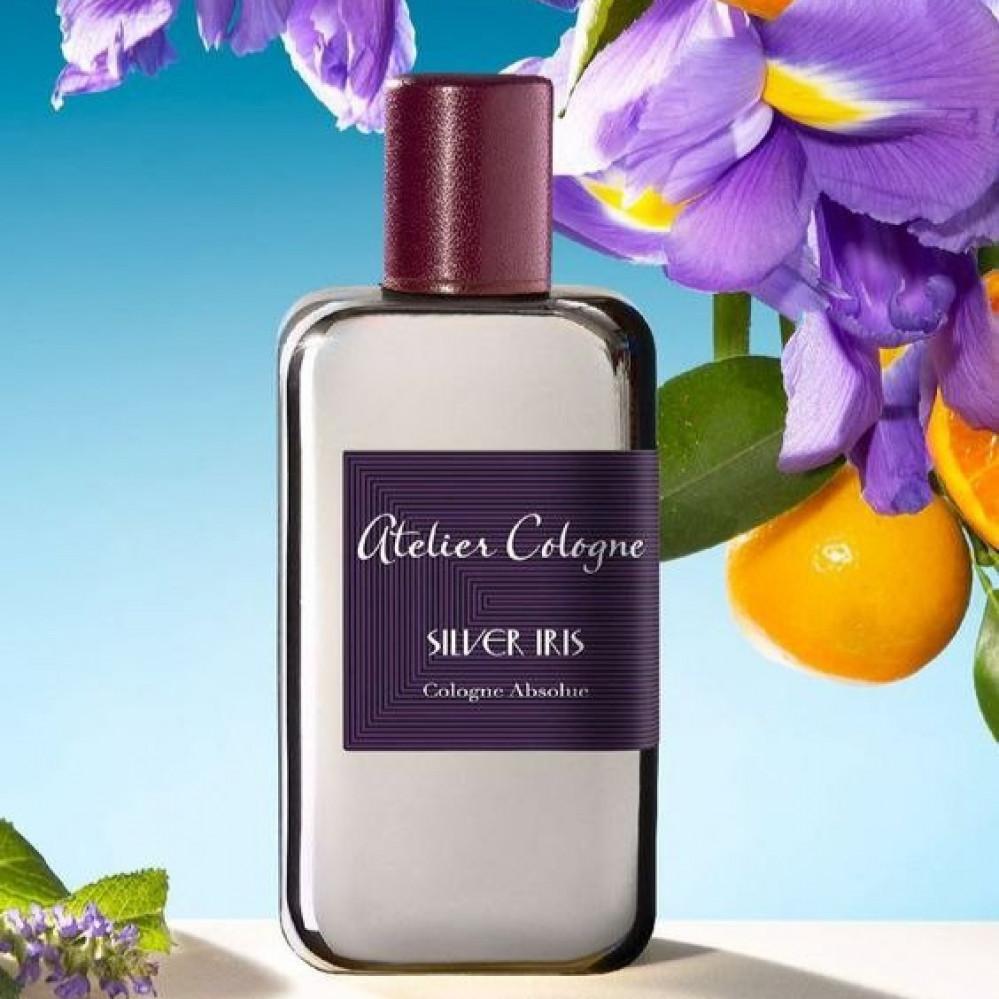عطر اتيليه كولون الحصري سيلفر ايريس Exclusive atelier cologne perfume