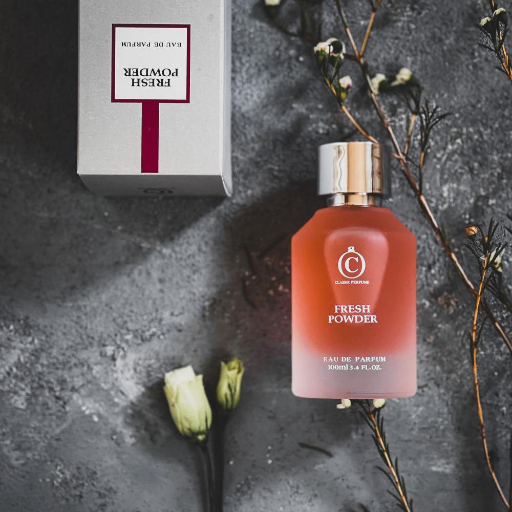 عطر كلاسيك فريش بودر classic fresh powder parfume