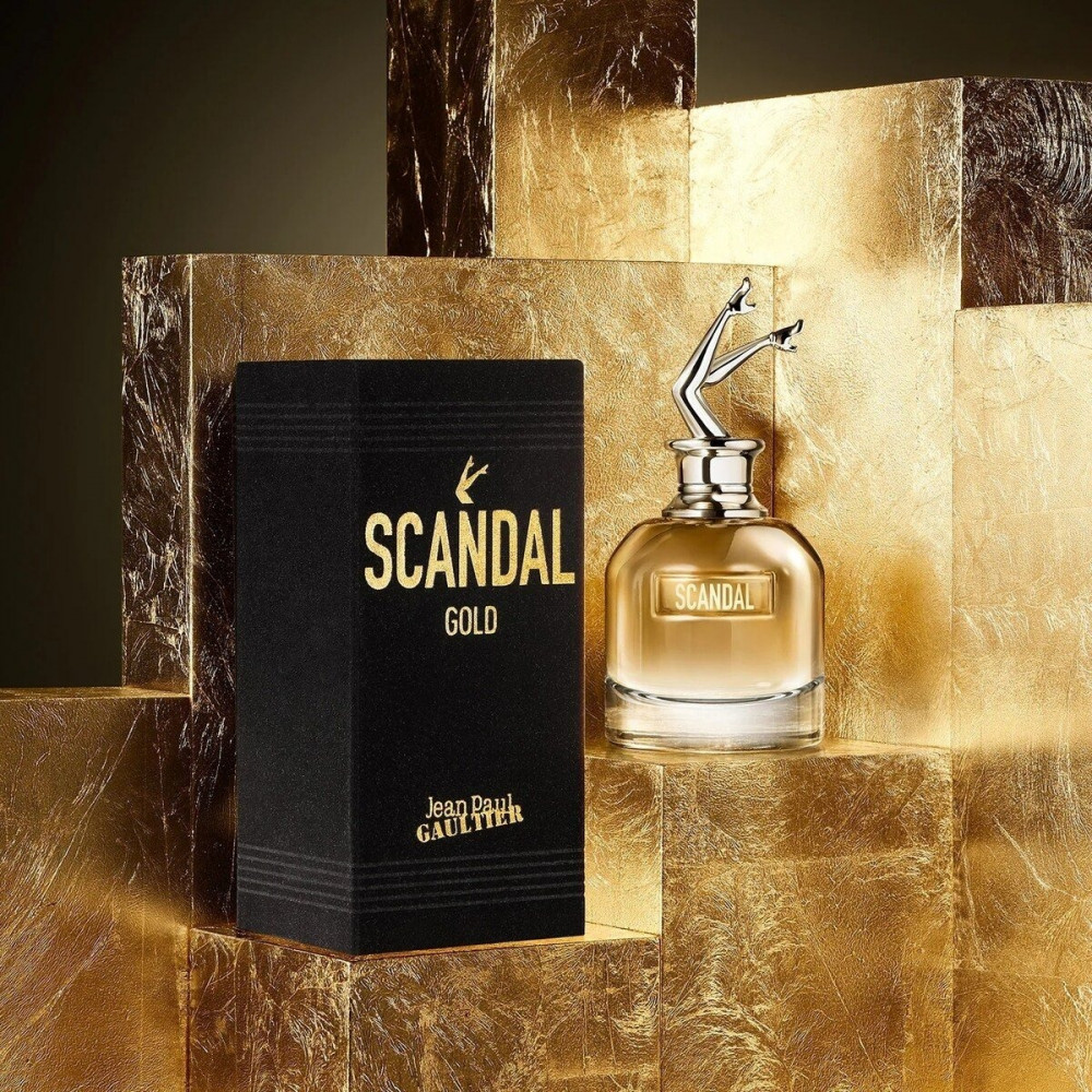عطر سكاندال جولد جان بول غوتييه scandal gold jean paul gaultter perfum