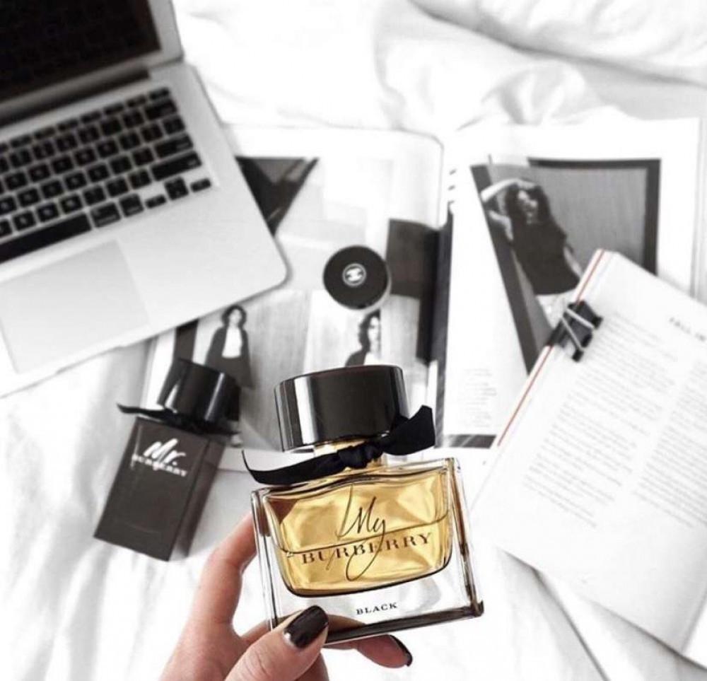عطر بربري ماي بربري بلاك my burberry black perfume