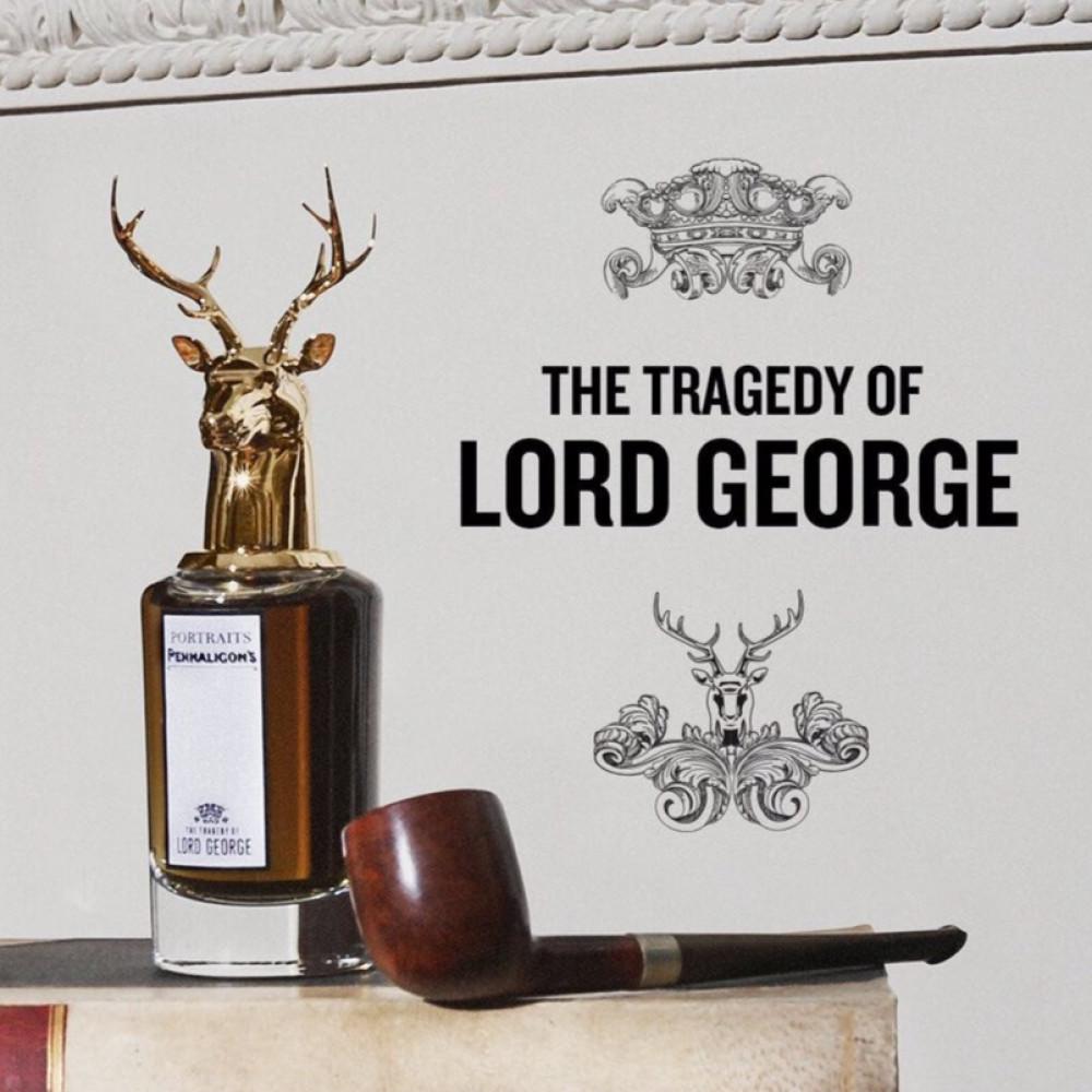 عطر بنهاليغونز لورد جورج  The Tragedy of Lord George Penhaligons