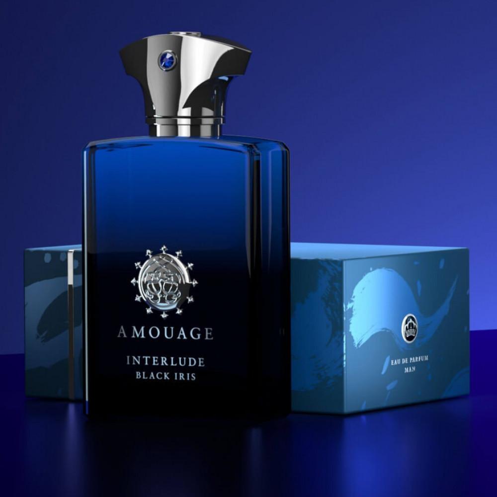 عطر امواج انترلود بلاك ايرس مان amouage interlude black iris parfum