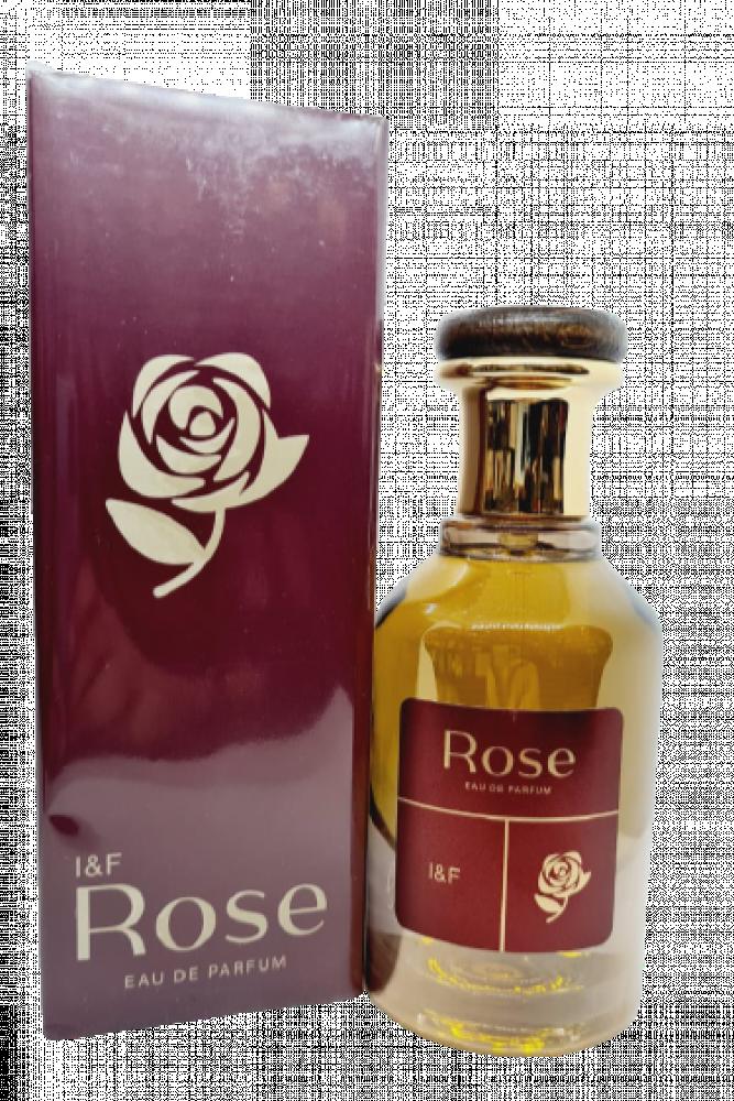 عطر اي اند اف روز  i and f rose parfum