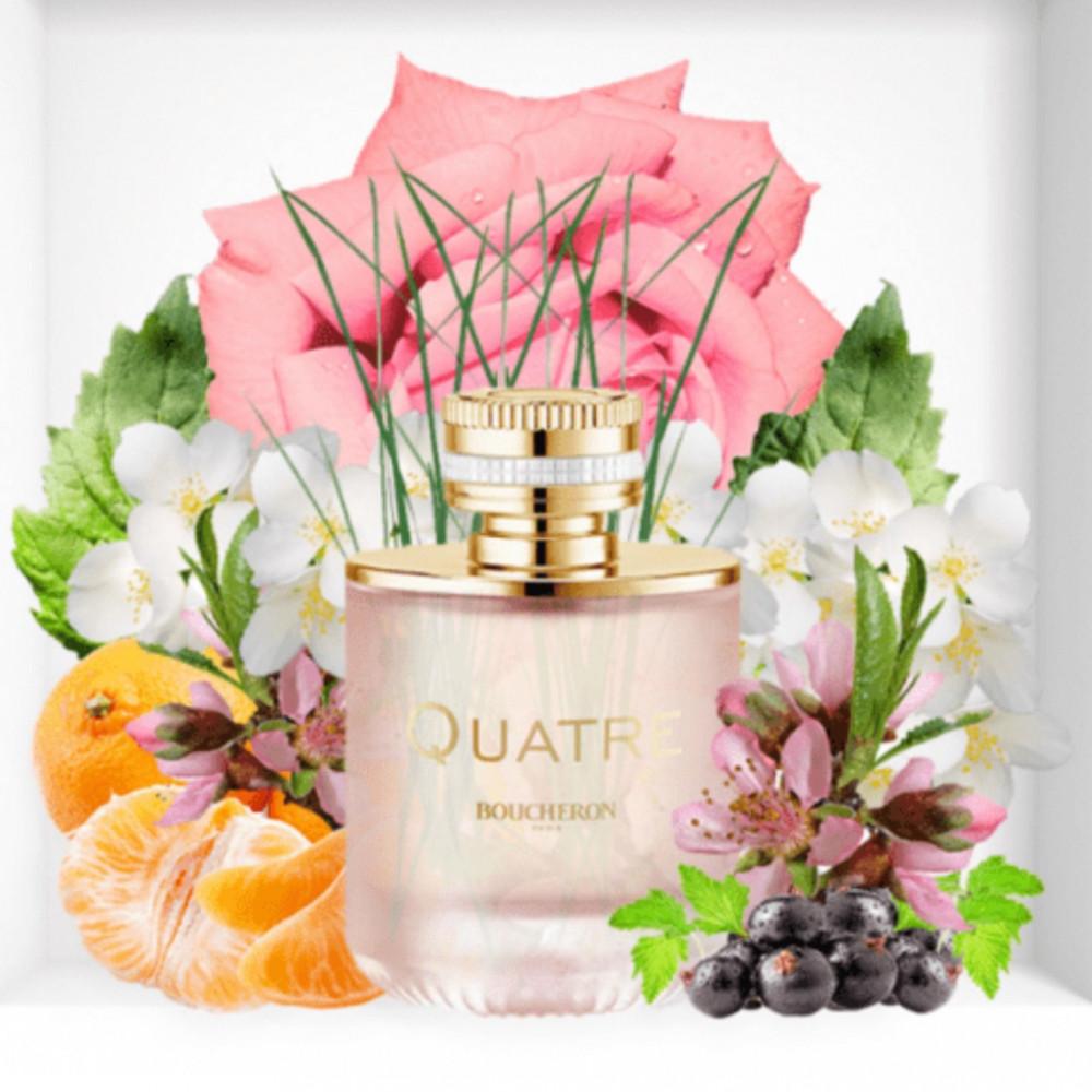عطر بوشرون كواتر Boucheron quatre perfume