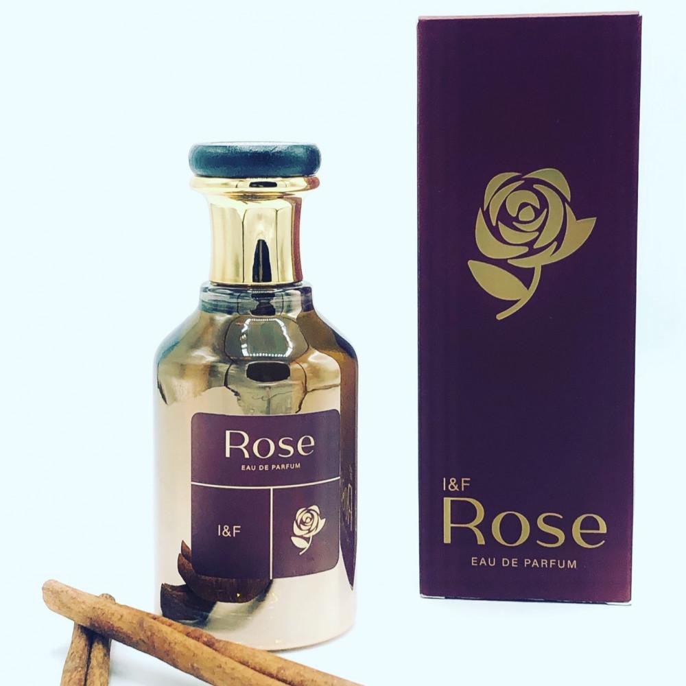 عطر اي اند اف روز i and f rose perfume