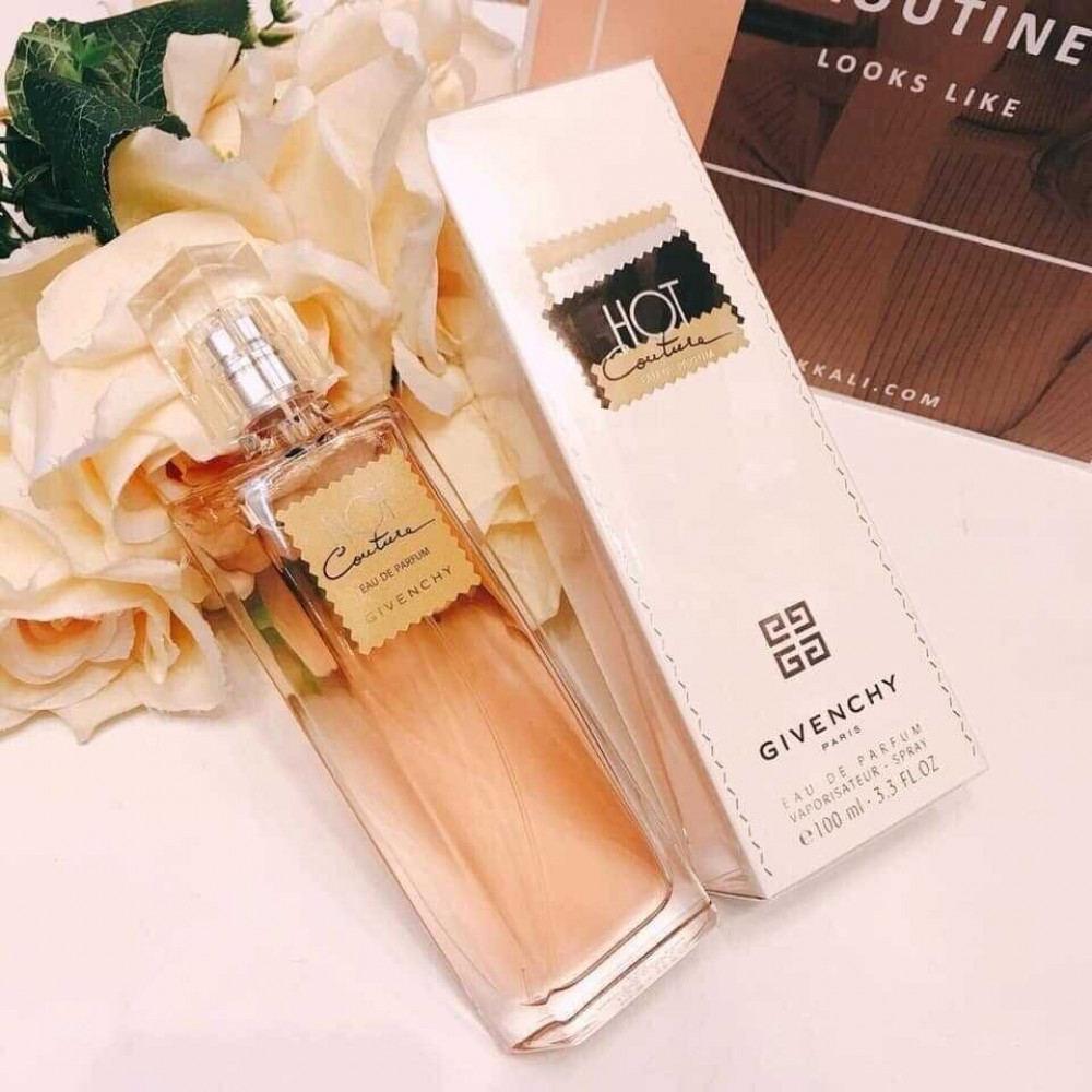 عطر جيفنشي هوت كوتور  hot couture givenchy perfume