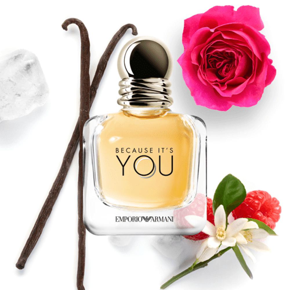 عطر ارماني بيكوز اتس يو  emporio armani because its you perfume