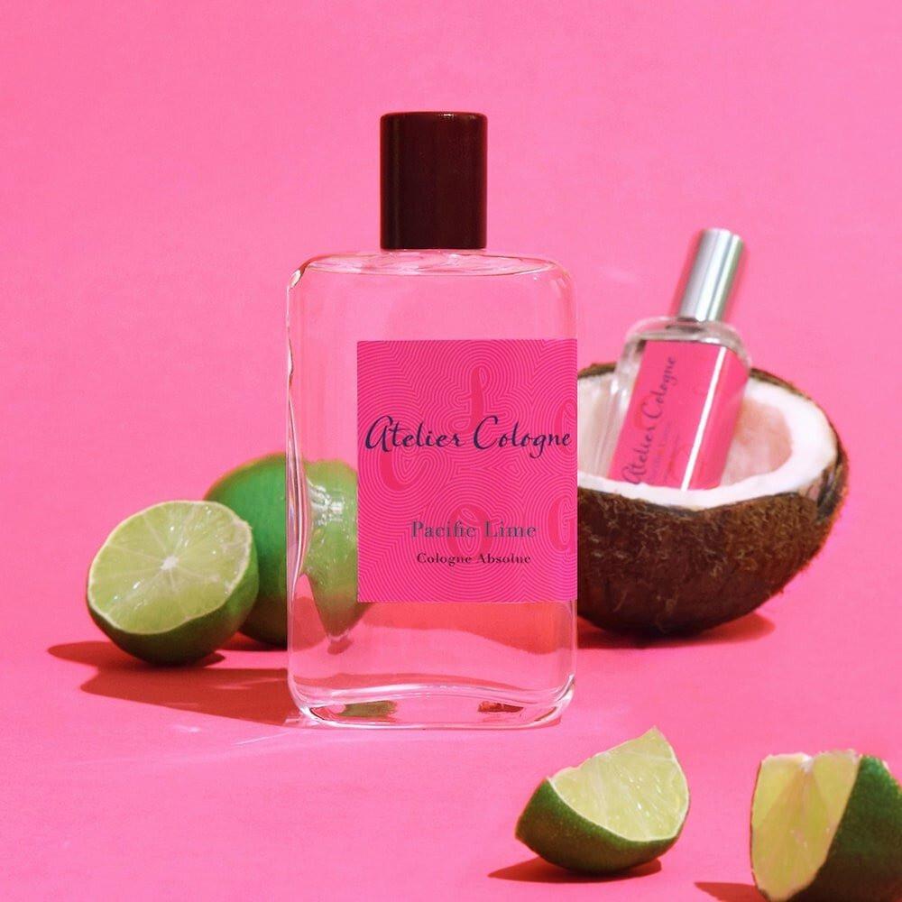 عطر اتيليه كولون الحصري باسيفيك لايم Exclusive atelier cologne perfume